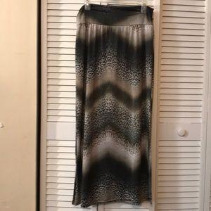 AGB Maxi Skirt